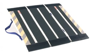 Picture of Ramp - 87cm Portable Multi-Purpose Ramp, Folding with No Edge Barrier